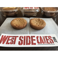 Westside Cakes™ Peanut Butter Cookie Cake (2-pack)